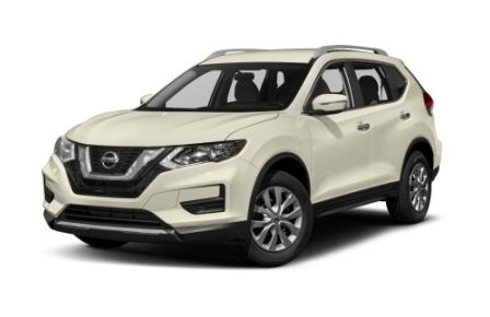 2018 Nissan Rogue Midnight Edition #0