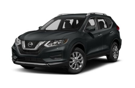2018 Nissan Rogue S #0