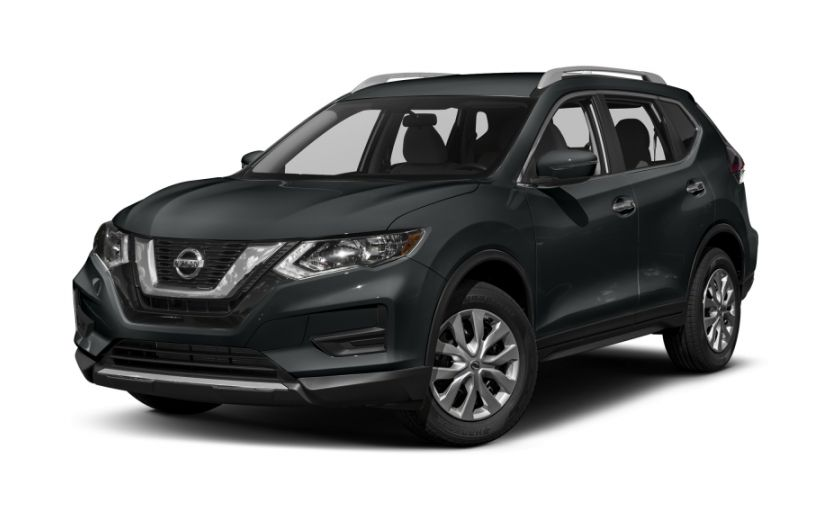 2017 Nissan Rogue S #0